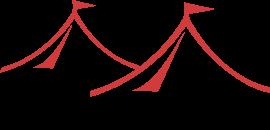 Teltudlejning Ølstykke, Hillerød, Ballerup, Herlev, Lyngby, København, Gentofte, Frederiksværk, Slangerup, Birkerød, logo